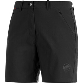 Mammut Hiking Shorts Dames, black